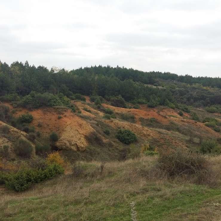 Τοπογραφικές εργασίες για την αποτύπωση του αγωγού TAP Ελλάδα Αλβανία